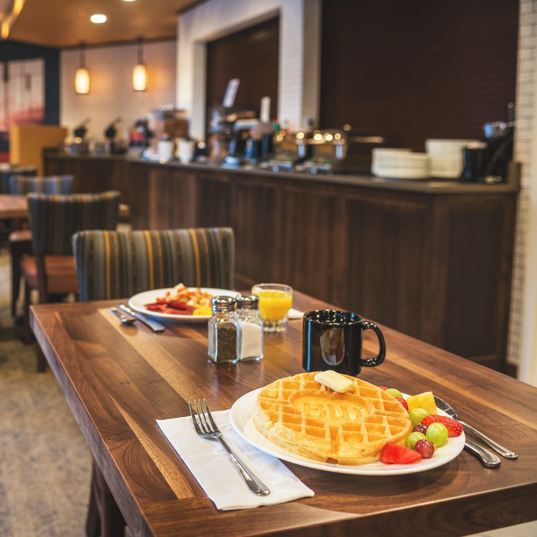 Great Northern Hotel Breakfast Room Portfolio Image