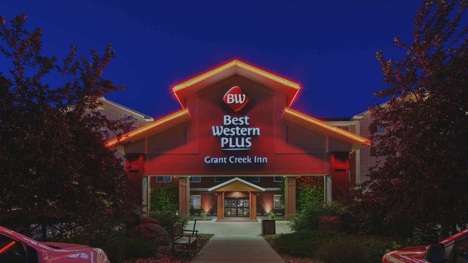 The Grant Creek Inn Best Western Plus