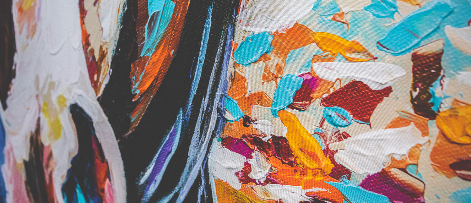 Horse Painting Detail
